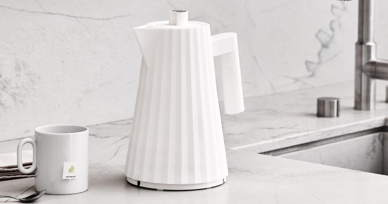 Plisse white extended v 3