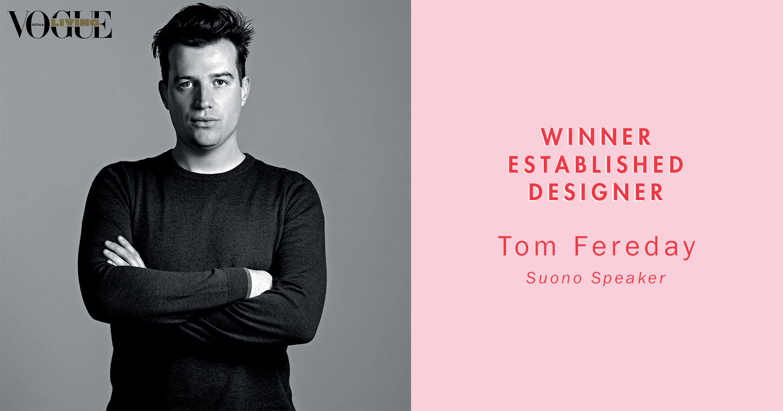 Tom fereday design awards