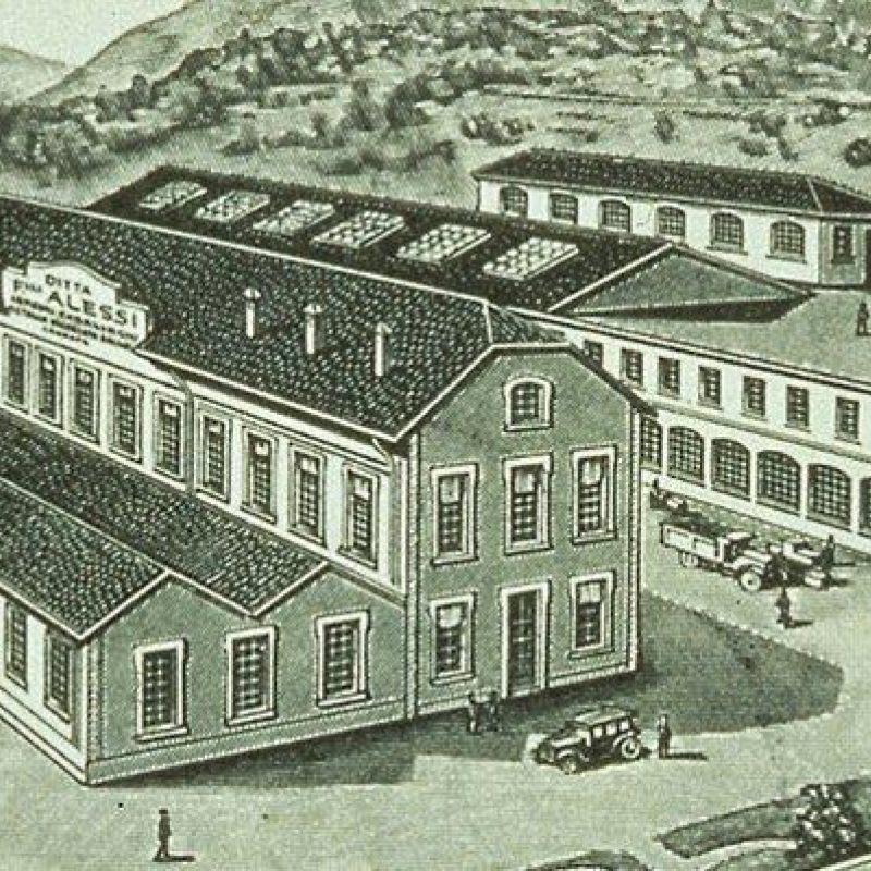 History Background Ufficio Tecnico Alessi